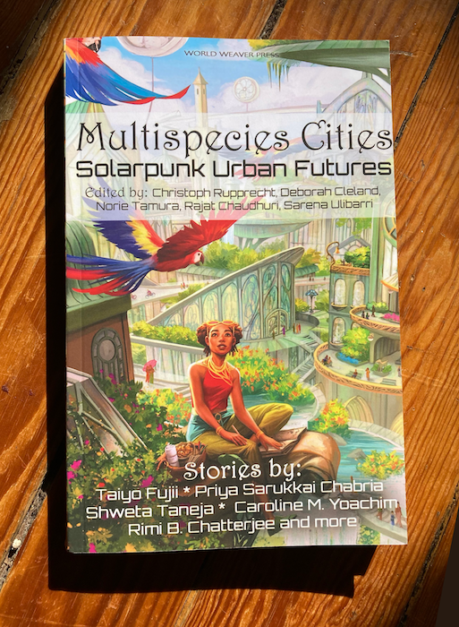 Multispecies Cities cover