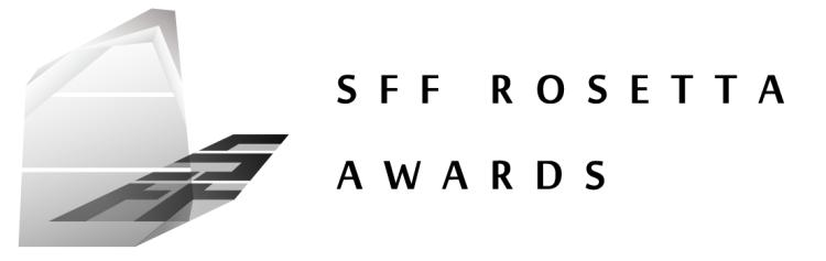 """Cousin Entropy"" nominated for Rosetta Award"
